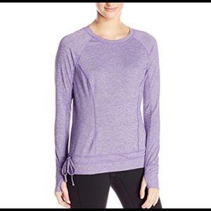 🧡 Lucy Long sleeve drop waist top EUC